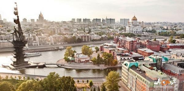 راهنمای سفر به مسکو؛ روسیه