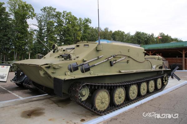 برجک ساخت سپاه، آچار فرانسه زره پوش های نیروهای مسلح می گردد، گام به گام با تبدیل BTR، 50 روسی به مکران ایرانی