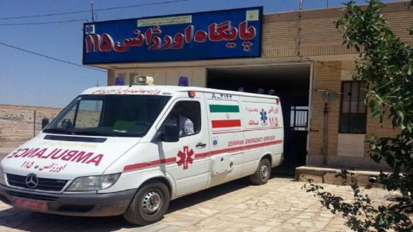 26 پایگاه اورژانس هشت سال گذشته در استان همدان راه اندازی شد